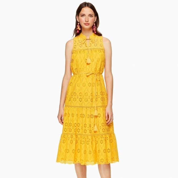 SOLD kate spade eyelet patio dress size x-large  sc 1 st  Poshmark & kate spade Dresses | Sold Eyelet Patio Dress Size Xlarge | Poshmark